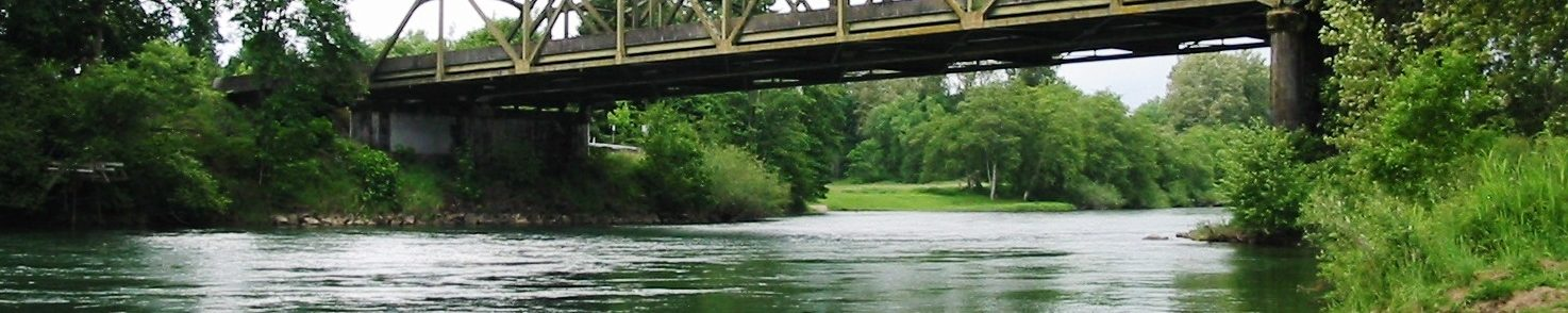 Fishing The Cowlitz River